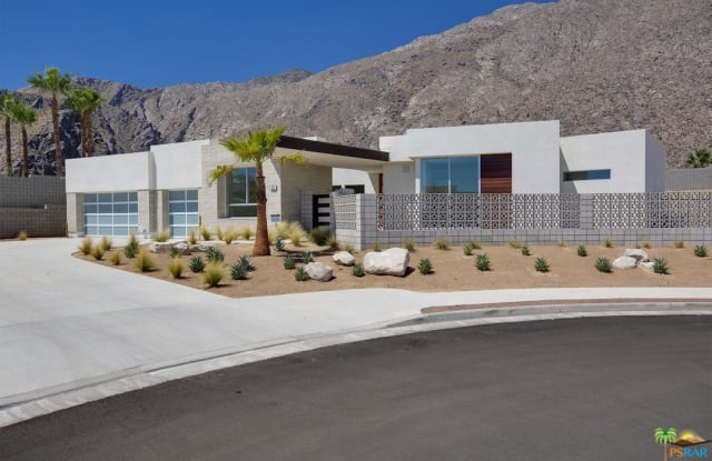 591 ATHENA Court - 591 Athena Ct, Palm Springs, CA 92264