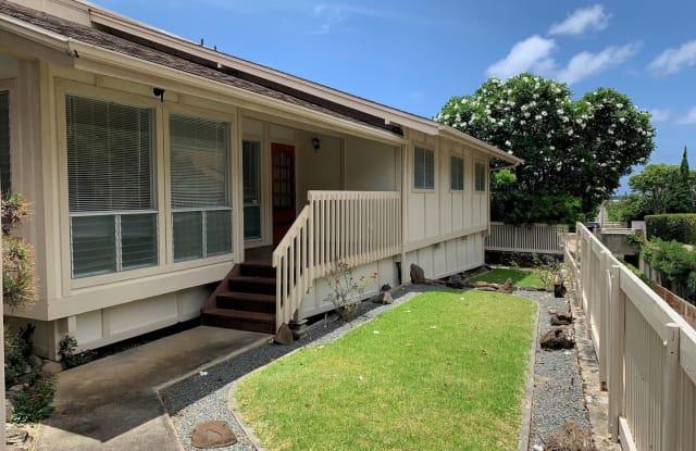 1391 Ohina Place - 1391 Ohina Place, East Honolulu, HI 96825