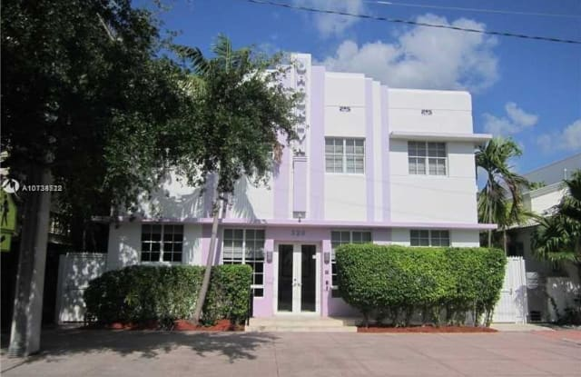 320 Euclid Ave - 320 Euclid Avenue, Miami Beach, FL 33139