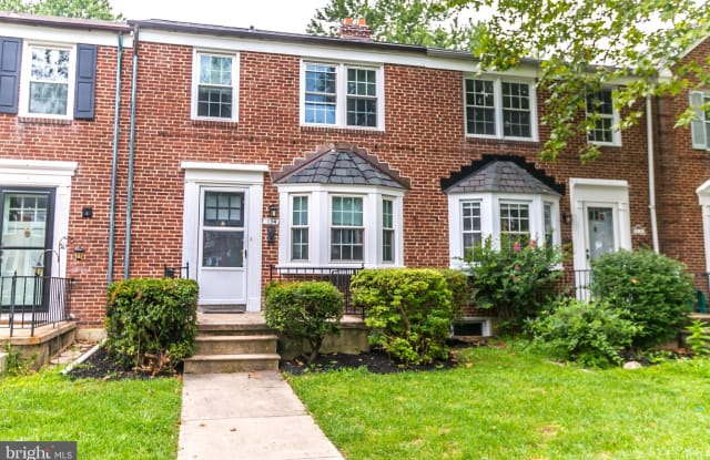 134 REGESTER ROAD - 134 Regester Ave, Towson, MD 21212