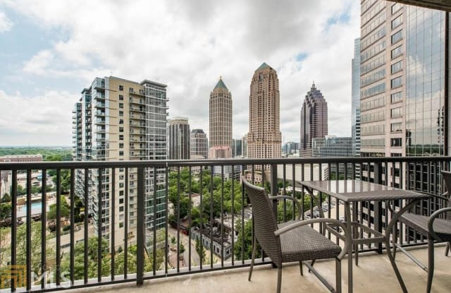 1080 Peachtree St # 1501 - 1080 Peachtree Street Northeast, Atlanta, GA 30309