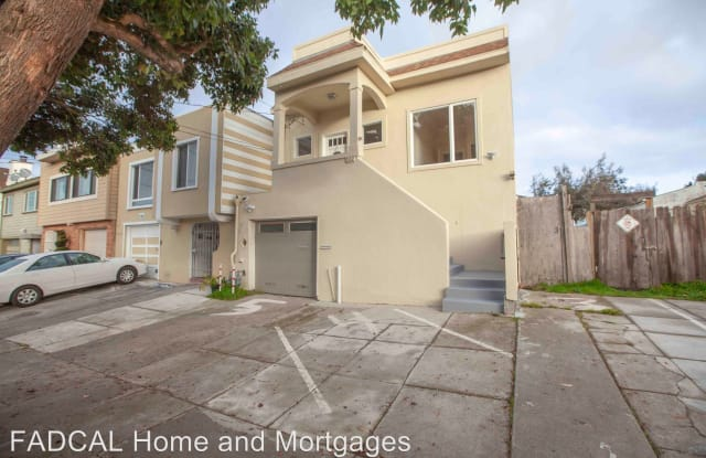 222 Sadowa St - 222 Sadowa Street, San Francisco, CA 94112