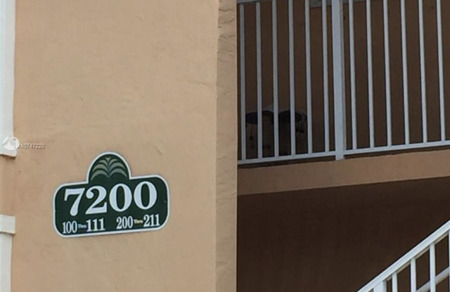 7200 NW 177th St - 7200 Northwest 177th Street, Country Club, FL 33015