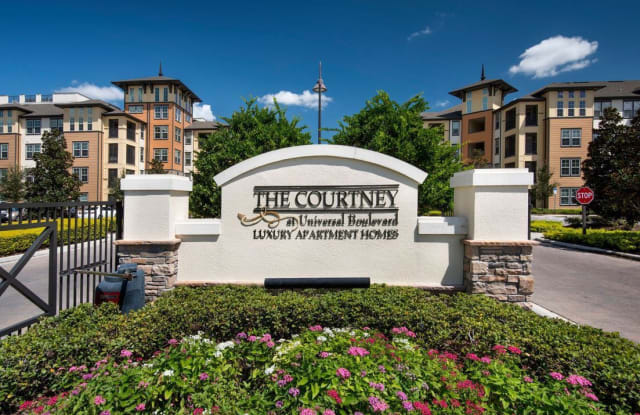 The Courtney at Universal Boulevard - 9703 Avellino Ave, Orlando, FL 32819