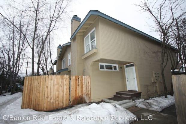 6400 E Northern Lights Blvd #5B - 6400 East Northern Lights Boulevard, Anchorage, AK 99504