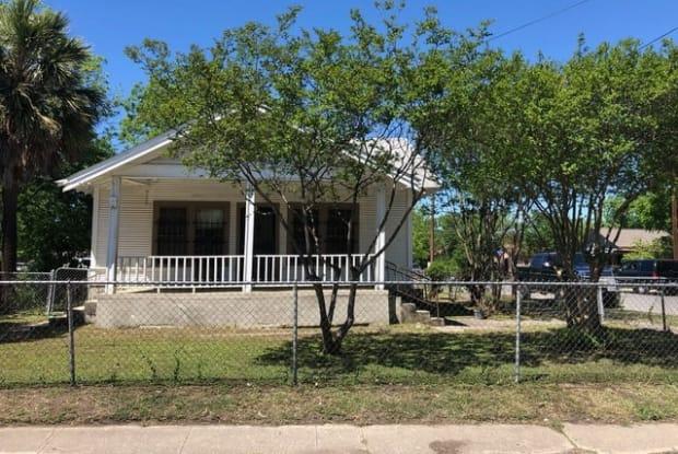 3001 W MARTIN ST - 3001 West Martin Street, San Antonio, TX 78207