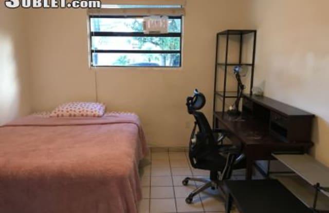 4521 5th Ter - 4521 Southwest 5th Terrace, Miami, FL 33134