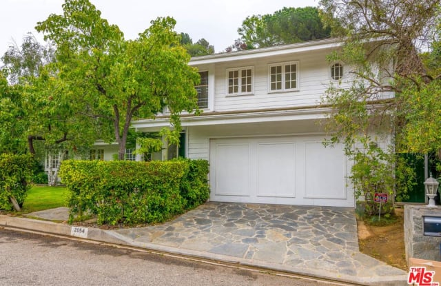 2054 SAN YSIDRO Drive - 2054 San Ysidro Drive, Los Angeles, CA 90210