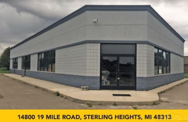 14800 19 Mile - 14800 19 Mile Road, Sterling Heights, MI 48313