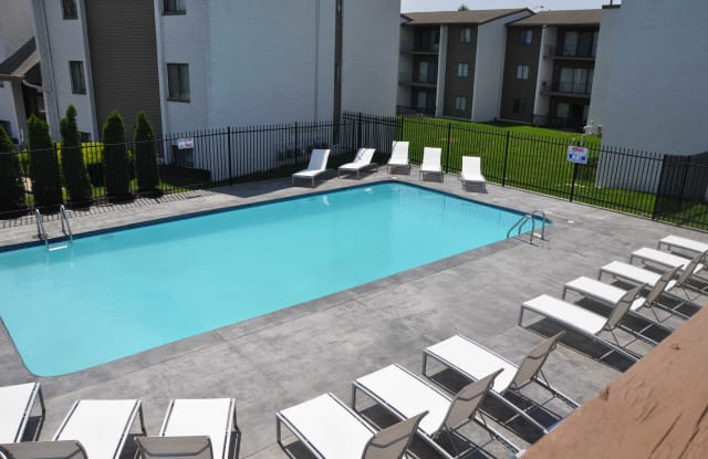 The Aura Apartment Homes - 3035 W 39th St, Indianapolis, IN 46228