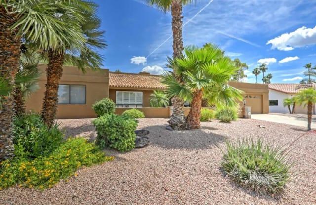 8009 N VIA DE LAGO Lane - 8009 North via De Lago, Scottsdale, AZ 85258
