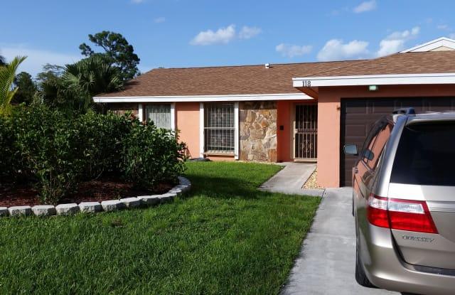 118 Cambridge Lane - 118 Cambridge Lane, Royal Palm Beach, FL 33411