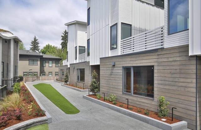 Park East Apartments - 1400 Bellevue Way Northeast, Bellevue, WA 98004