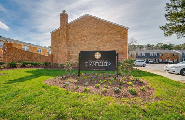 Courtyards at Chanticleer - 1421 Automne Cir, Virginia Beach, VA 23451