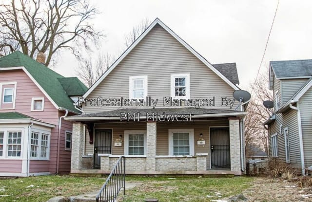 1031 W 33rd St - 1031 West 33rd Street, Indianapolis, IN 46208