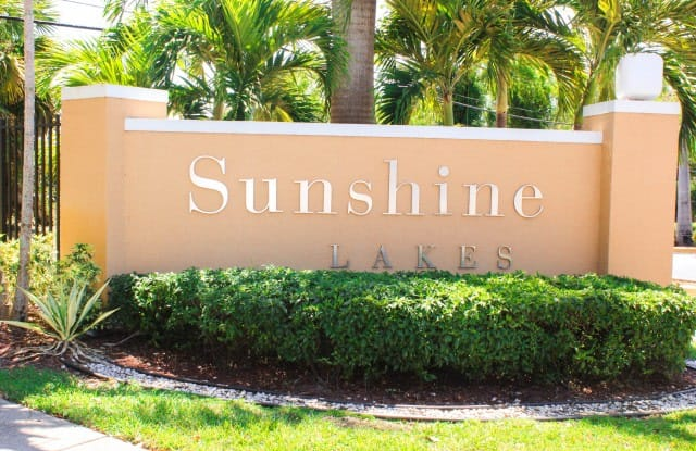 Sunshine Lakes - 10972 NW 14th Ave, Miami, FL 33167