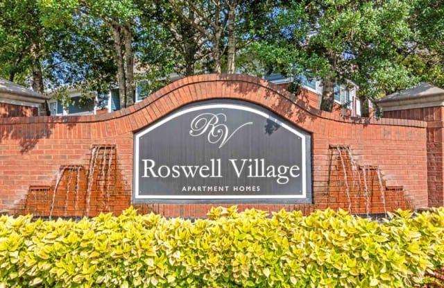 Roswell Village - 100 Hemingway Ln, Roswell, GA 30075