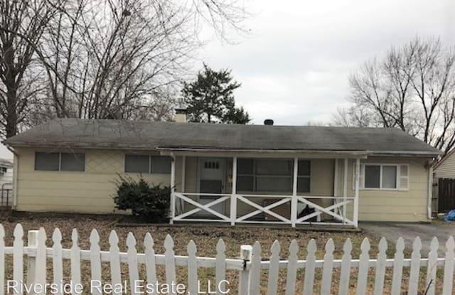 1614 Park Lane - 1614 Parklane Dr, Cahokia, IL 62206