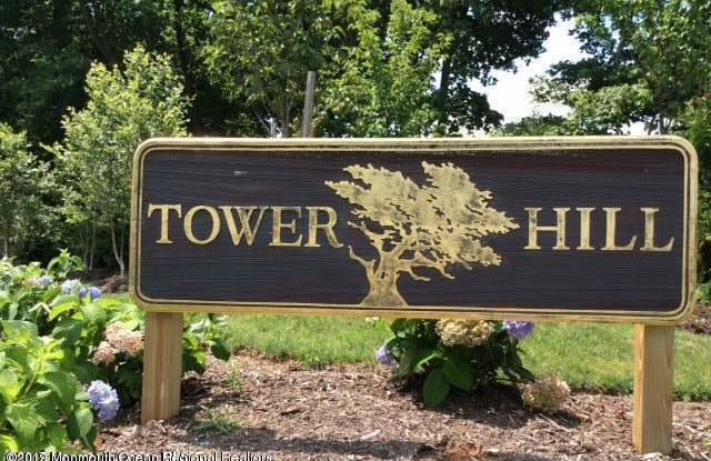 92 Tower Hill Drive - 92 Tower Hill Drive, Red Bank, NJ 07701