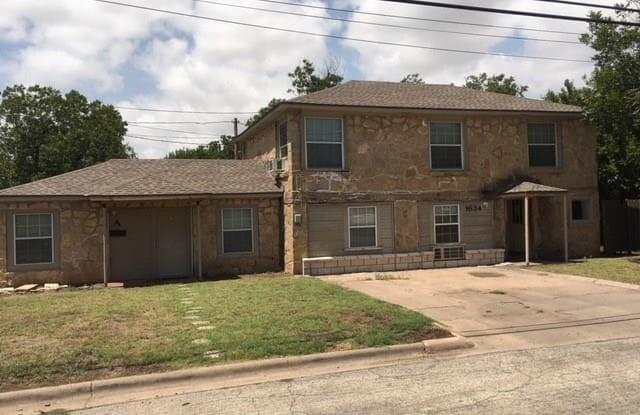 1634 Avenue D - 1634 Avenue D, Abilene, TX 79601