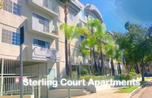 Sterling Court Apartments - 5409 Carlton Way, Los Angeles, CA 90027