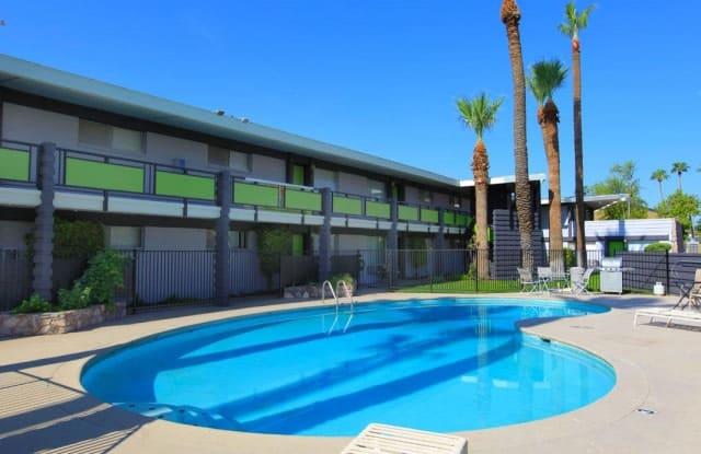 The Place at Loloma Vista - 6929 East 2nd Street, Scottsdale, AZ 85251