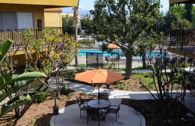 The Marquee Apartments - 12300 Sherman Way, Los Angeles, CA 91605