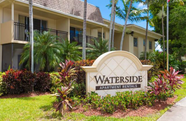 Waterside Apartments - 6763 S.W. 88th Street, Miami, FL 33156