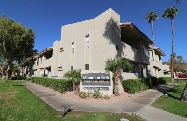 1840 East Morten Avenue - 1840 East Morten Avenue, Phoenix, AZ 85020