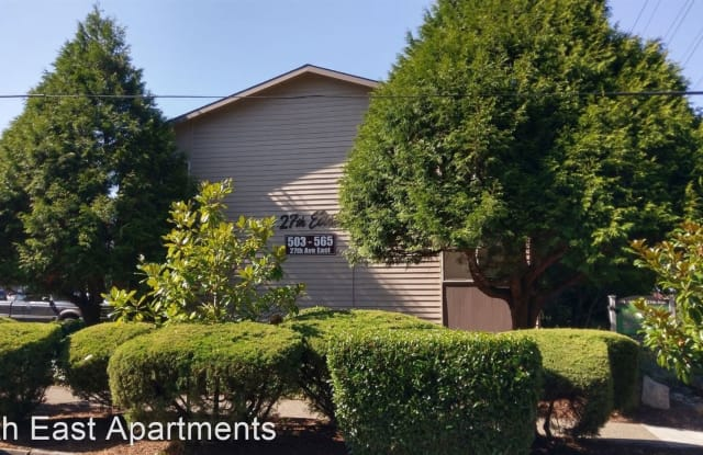 27th East - 533 Southeast 27th Avenue, Portland, OR 97214