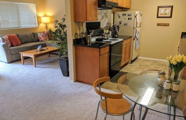 The Firs Apartment Homes - 14635 Southeast 16th Street, Bellevue, WA 98007