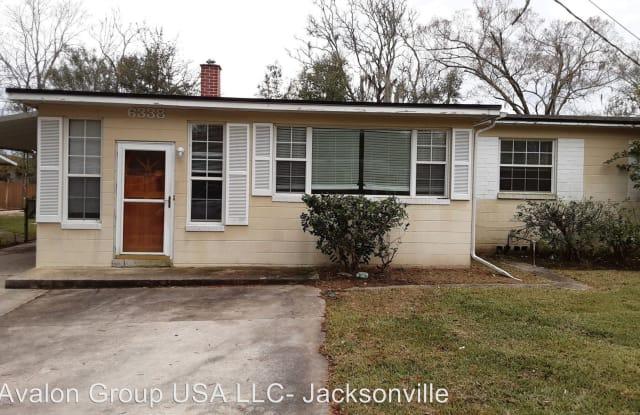 6338 BARTHOLF AVE - 6338 Bartholf Avenue, Jacksonville, FL 32210