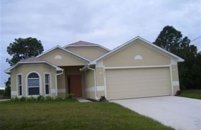 3801 3rd ST W - 3801 3rd Street West, Lehigh Acres, FL 33971