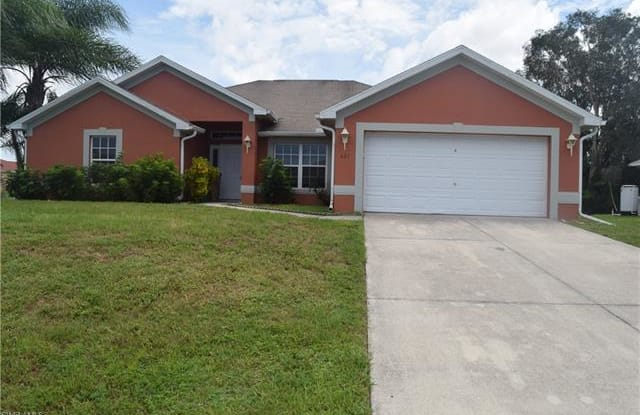 321 NW 17th AVE - 321 Northwest 17th Avenue, Cape Coral, FL 33993