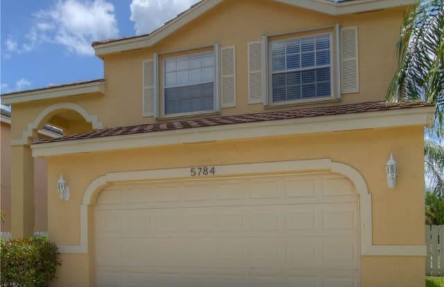 5784 N Sable Cir - 5784 North Sable Circle, Margate, FL 33063