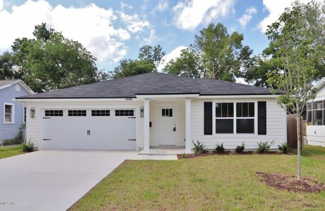 4808 SHIRLEY AVE - 4808 Shirley Avenue, Jacksonville, FL 32210