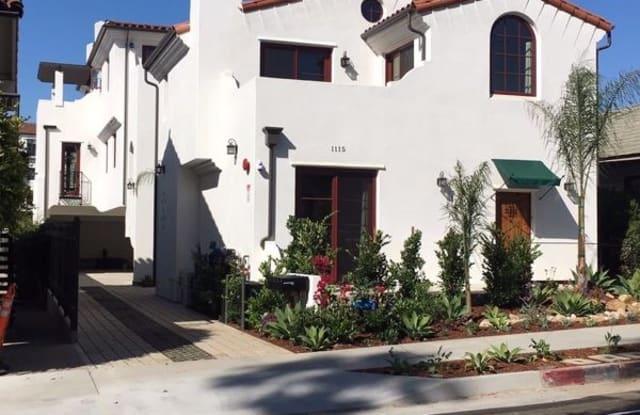 1115 Garden St A-1 - 1115 Garden St, Santa Barbara, CA 93101