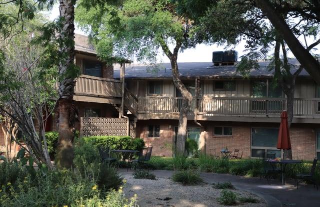 Lorrain Apartments - 1401 Enfield Rd, Austin, TX 78703