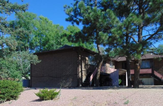 602 East Hills Road 4 - 602 E Hills Rd, Colorado Springs, CO 80909
