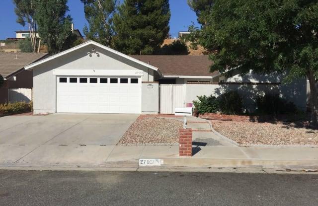 27051 Alabastro Drive - 27051 Alabastro Drive, Santa Clarita, CA 91354