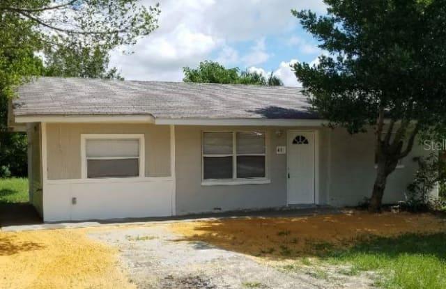 411 ARMOUR AVENUE - 411 Armour Avenue, Polk County, FL 33823