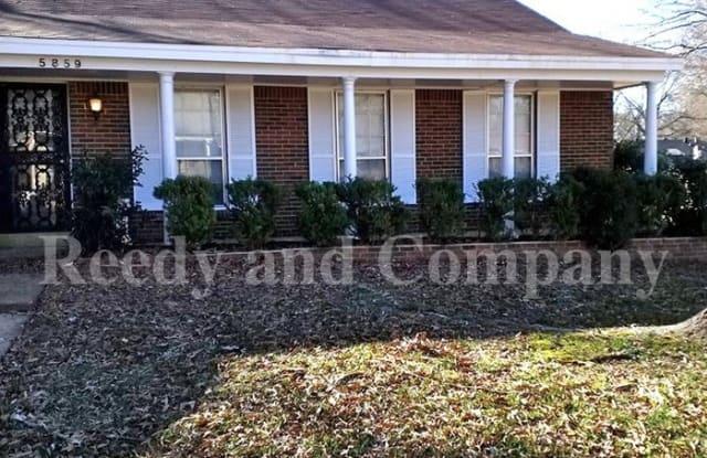 5859 East Fox Bend Cove - 5859 East Fox Bend Cove, Memphis, TN 38115