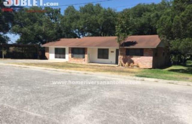 1006 Wallhalla - 1006 Wallahalla Street, New Braunfels, TX 78130