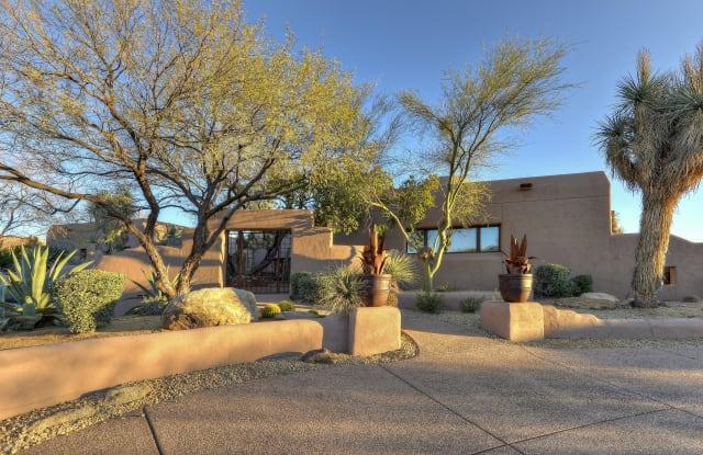 9833 E MIRAMONTE Drive - 9833 East Miramonte Drive, Scottsdale, AZ 85262