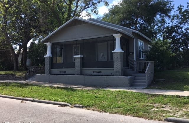 1411 E 22nd Ave - 1411 East 22nd Avenue, Tampa, FL 33605