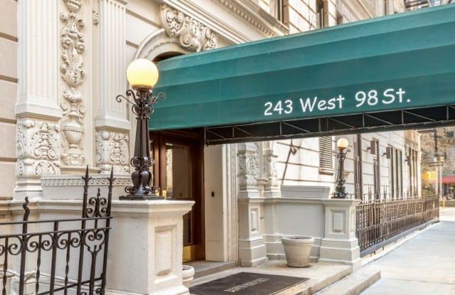 243 West 98th Street - 243 West 98th Street, New York, NY 10025