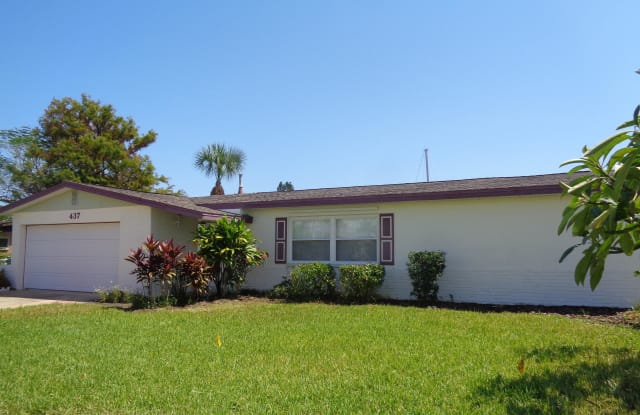 437 Eagle Drive - 437 Eagle Drive, South Patrick Shores, FL 32937