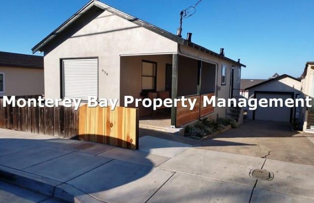 650 Spencer Street - 650 Spencer Street, Monterey, CA 93940
