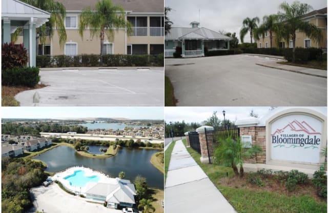 9538 Newdale Way #101 - 1 - 9538 Newdale Way, Riverview, FL 33578