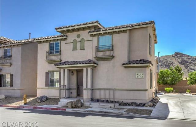4179 SPARROW ROCK Street - 4179 Sparrow Rock Street, Las Vegas, NV 89129